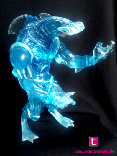 Masters of the Universe Lavashark ICE Version